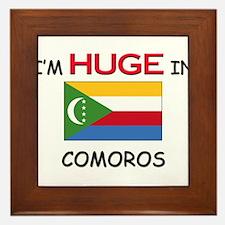 I'd HUGE In COMOROS Framed Tile