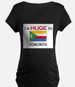 I'd HUGE In COMOROS T-Shirt