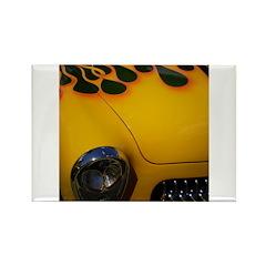 Fire Starter Rectangle Magnet (100 pack)