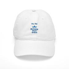 1st Birthday Boy's Grams! Baseball Cap