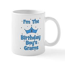 1st Birthday Boy's Grams! Mug