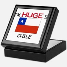 I'd HUGE In CHILE Keepsake Box