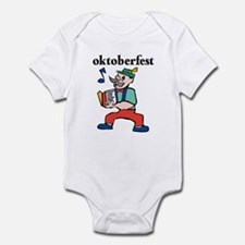 Oktoberfest Infant Creeper