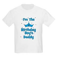 1st Birthday Boy's Daddy! T-Shirt