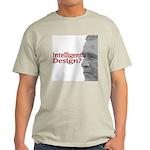 Intelligent (sic) Design? Ash Grey T-Shirt