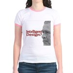 Intelligent (sic) Design? Jr. Ringer T-Shirt