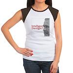 Intelligent (sic) Design? Women's Cap Sleeve T-Shi