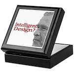 Intelligent (sic) Design? Keepsake Box