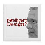 Intelligent (sic) Design? Tile Coaster