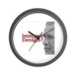 Intelligent (sic) Design? Wall Clock