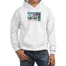 holiday wishes Hoodie