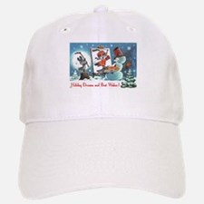 holiday wishes Baseball Baseball Cap