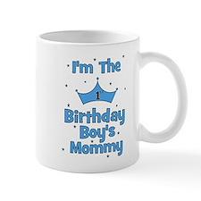 1st Birthday Boy's Mommy! Mug