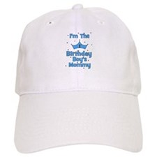 1st Birthday Boy's Mommy! Baseball Cap