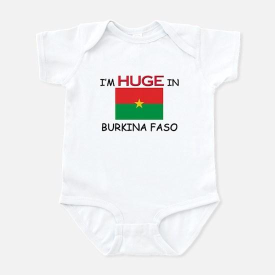 I'd HUGE In BURKINA FASO Infant Bodysuit