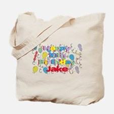 Jake's 10th Birthday Tote Bag