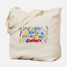 Jalen's 10th Birthday Tote Bag