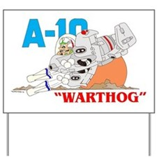 A-10 YOUTH Yard Sign