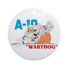 A-10 YOUTH Ornament (Round)