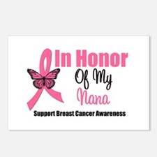 Breast Cancer Honor Postcards (Package of 8)