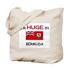 I'd HUGE In BERMUDA Tote Bag