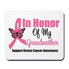 Breast Cancer Honor Mousepad