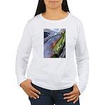 Cobra Curves Women's Long Sleeve T-Shirt