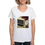 1926 Ford Women's V-Neck T-Shirt