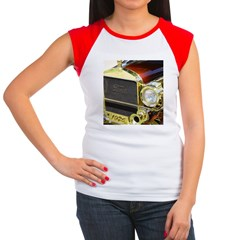1926 Ford Women's Cap Sleeve T-Shirt