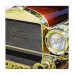 1926 Ford Tile Coaster