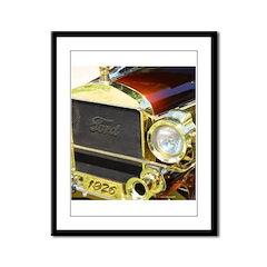 1926 Ford Framed Panel Print