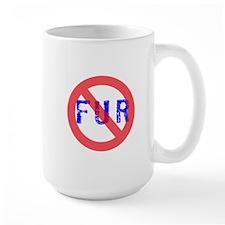 No Fur Mug