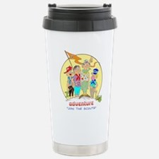 ADVENTURE-BOY SCOUTS II Travel Mug
