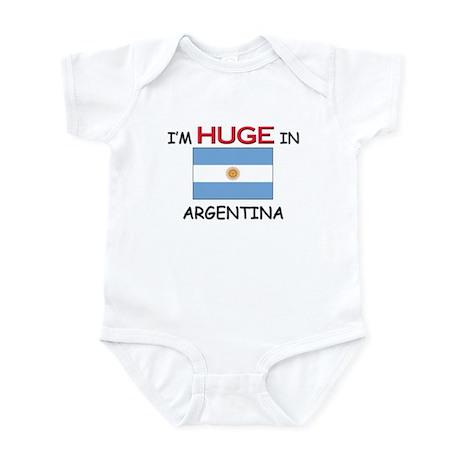 I'd HUGE In ARGENTINA Infant Bodysuit