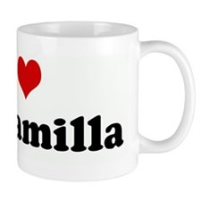 I Love my Camilla Mug