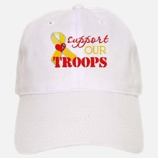 Support Our Troops Baseball Baseball Cap