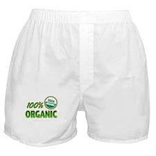 100% ORGANIC Boxer Shorts