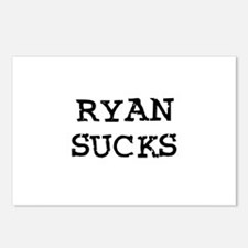 Ryan Sucks Postcards (Package of 8)