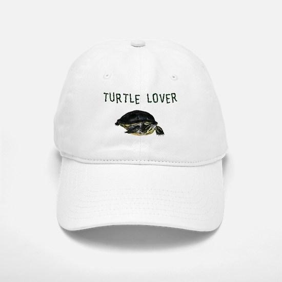 Turtle Lover Baseball Baseball Cap