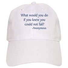 What Would You Do Baseball Cap