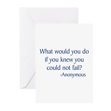 What Would You Do Greeting Cards (Pk of 10)