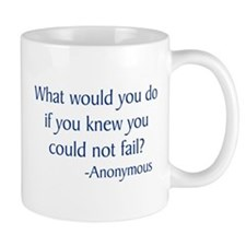 What Would You Do Small Mug