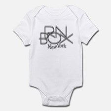 bronx_nyc Infant Bodysuit