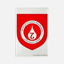 SCA Chirurgeon's Guild Rectangle Magnet