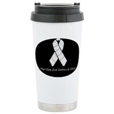 Wipe Out Crohns Travel Mug