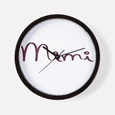 Mimi Wall Clock