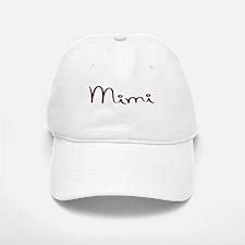 Mimi Baseball Baseball Cap
