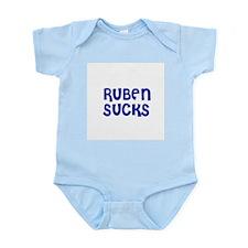 Ruben Sucks Infant Creeper
