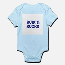 Ruben Sucks Infant Creeper