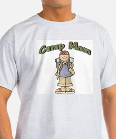 Camp Mom T-Shirt